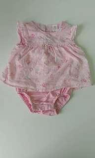 Baby Girl Romper Dress