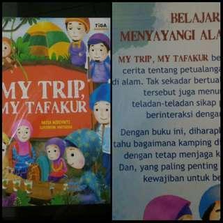 My trip my tafakur