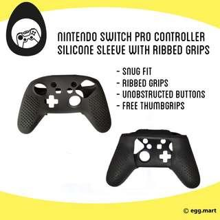 🚚 NINTENDO SWITCH PRO CONTROLLER SILICONE SLEEVE NINTENDO SWITCH ACCESSORIES