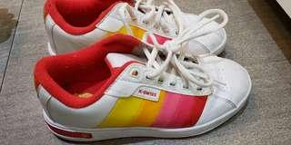 K-swiss 中童波鞋 36號