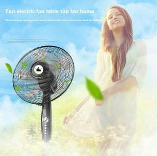 Fan electric fan desktop floor fan home vertical energy saving student dormitory electric fan desk fan landing-intl