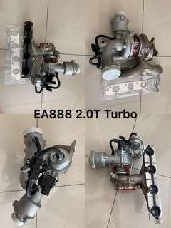 audi vw turbo