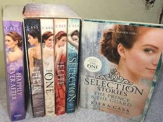 💖 THE SELECTION SERIES COLLECTION 💖