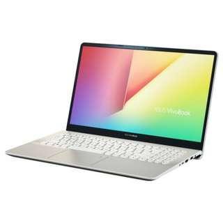 """ASUS S530UN-BQ080T Intel i7-8550U 8th Generation 8GB RAM 1TB + 256GB SSD NVIDIA geForce MX150 with 2GB DDR5 Graphics Card Windows 10 Home 15.6""""FULL HD 1920x1080 IPS Display"""
