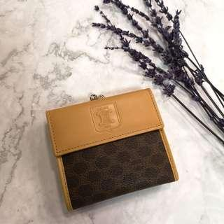 Celine wallet with box