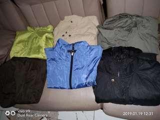 Jaket impor anti air