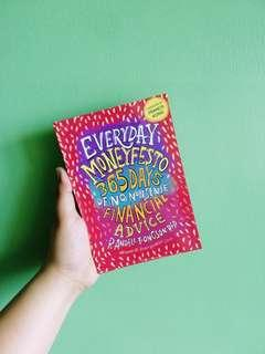 Everyday Moneyfesto | Book