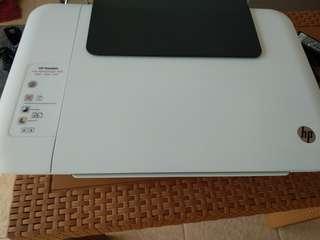 Printer HP deskjet, scsn, photo copy.