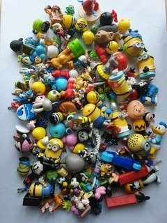 Assorted Mixed Job Lot of Disney Toys Merchandise Bundle