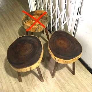 A pair of Wooden Side Table/Coffee table