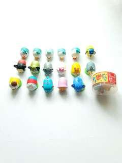Various Merchandise From Disney & Wonda Coffee Bundle Toys