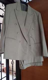 Tailored Men Suit - formal dinner