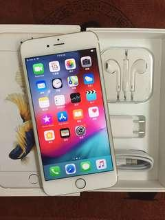 i Phone 6s Plus 64G Gold