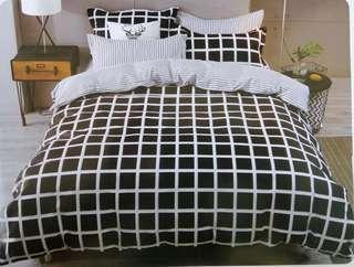 Queen 4in1 Bedsheet no Comforter #CNY888