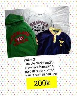Paket sweater murah