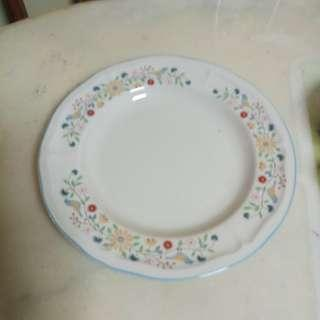 Dining plate