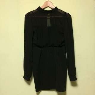 氣質性感窄版洋裝