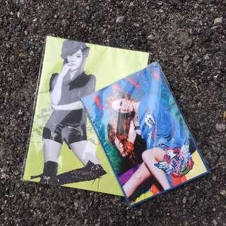 SNSD Jessica Notebook