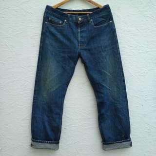 A.P.C Selvedge Jeans