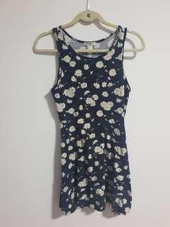 Floral dress from F21