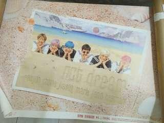 WTS Nct Dream We Young poster