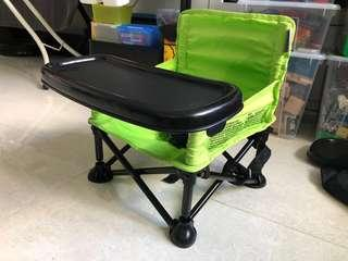 Summer Infant Pop N' Sit Portable Booster seat/chair