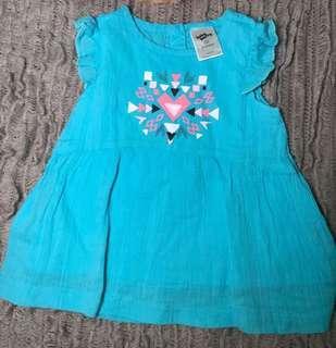 Baby tops/dress