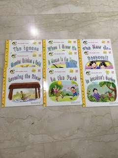Little Readers Series (Level 4)