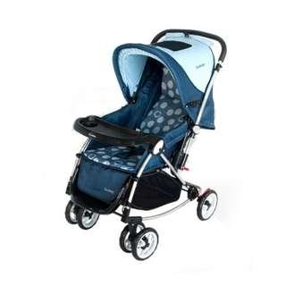 Goodbaby Pram / Stroller / Rocker with additional new seat foam replacmene