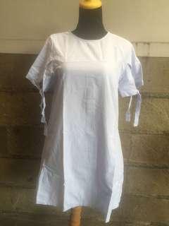 Blouse dress cottonink