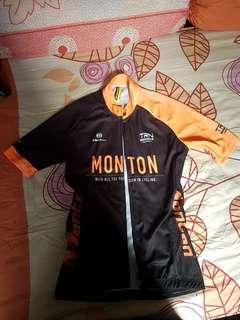 Monton cycling jersey