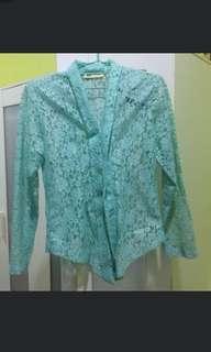 Kebaya Lace Top