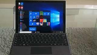 Microsoft Pro 4 i5 8gb 256gb