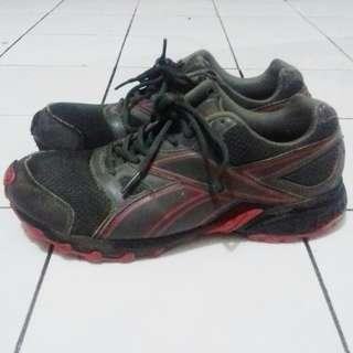 [FREE ONGKIR] Reebok Running Shoes