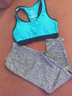 Work out OOTD
