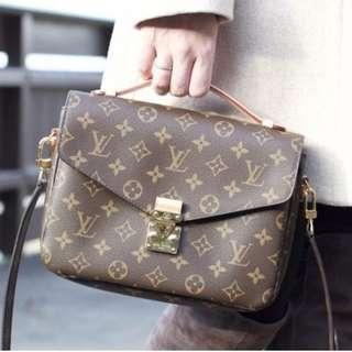 Louis Vuitton La Pochette Metis