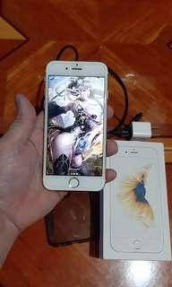 Repriced iphone 6s 16gb smartlocked