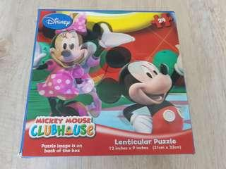 Disney Mickey Clubhouse Puzzle