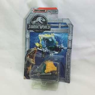 Matchbox Jurassic World - Deep-Dive Submarine