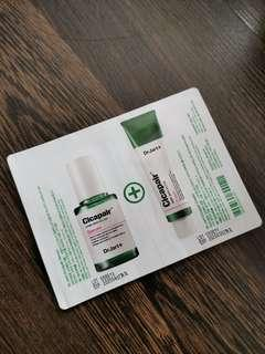 Dr Jart Cicapair Serum & Cream