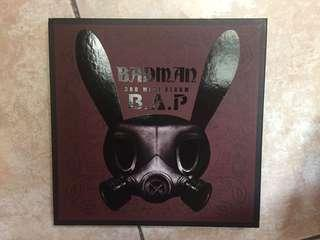 B.A.P Badman