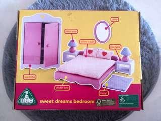 Sweet Dream Bedroom Set