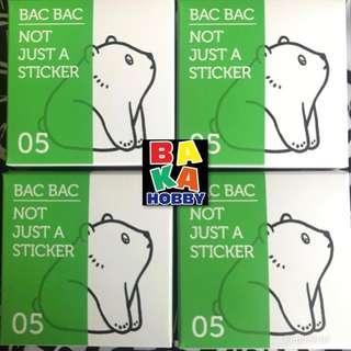 Bag Bac 05 白白日記