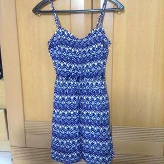 H&M cut out dress #MMAR18