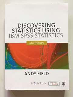 Discovering Statistics Using IBM SPSS Statistics - 4th Edition by Andy Field