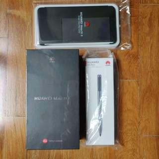 🚚 BNIB Huawei Mate 20 X (with Cover and Pen)