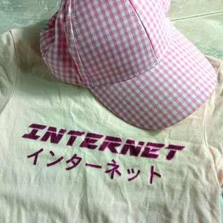 cotton on internet top 🐷🌺