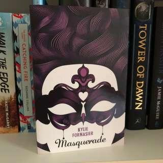Masquerade by Kylie Fornasier Autographed