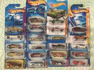 Hot Wheels Clearance Sale
