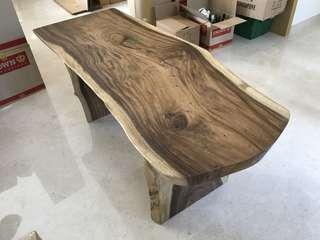 Solid Suar Wood Study Table